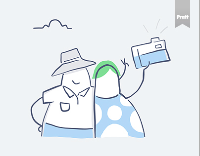 Dropbox illustrations