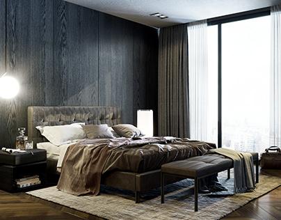 Bedroom - Minotti Style -Inspiration...