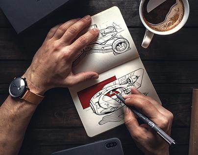 Insta sketches