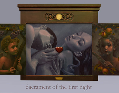 Sacrament of the first night .