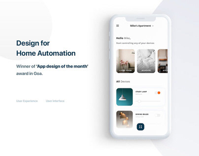 Design for Home Automation
