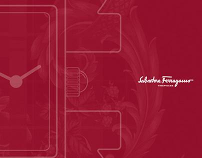 Ferragamo Timepieces - Trade Catalogue