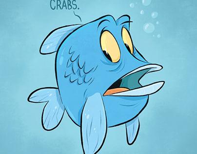 Crab Fish