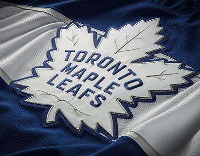 Toronto Maple Leafs Centennial Classic Uniform Design