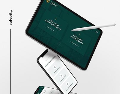 AKADEMIA LIRY - website