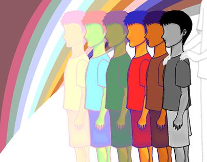 Sample Online Poster for GLC : Autism & Asperger's