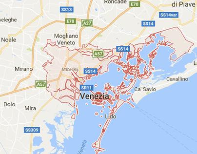 Venice, Italy - A Story of Love