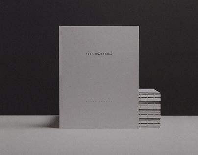 Trag Umjetnika / Mark of an Artist / Artist Monograph