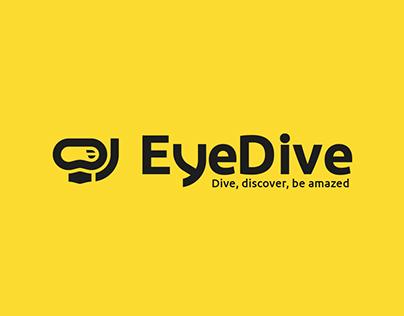 EYEDIVE - BRANDING