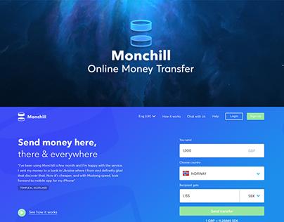Monchill - Online Money Transfer