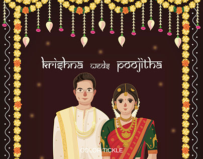 Hyderabad Wedding Invite