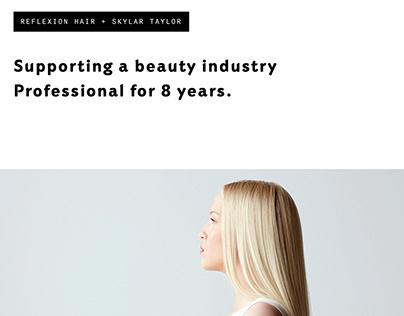 Logo and Brand - Reflexion