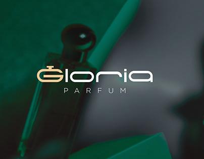 GLORIA PARFUM | Logo Branding Design