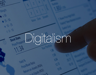 Digitalism web app