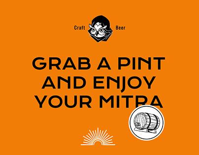 Mitra Craft Beer
