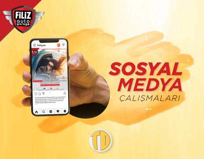 FİLİZ AUTO GARAGE SOCİAL MEDİA WORKS