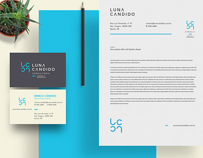 Luna Candido Identity