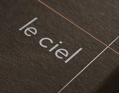 Le Ciel Brand Identity Design