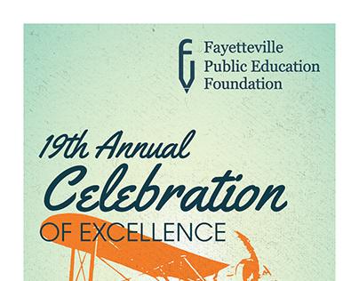 FPEF Celebration of Excellence Half Program