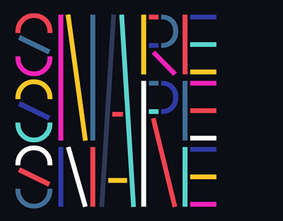 Snare (variable font)