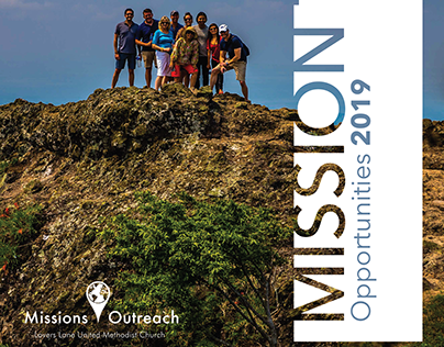 Mission Trip Brochure Design