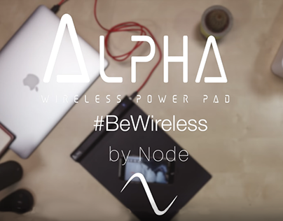 Alpha by Node wireless charger
