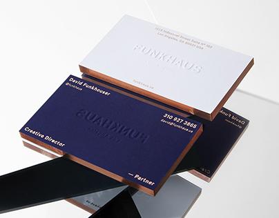 Funkhaus - Rebrand