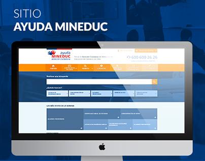 Ayuda Mineduc
