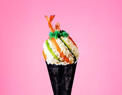 Kai Schwabe: Sushi Ice