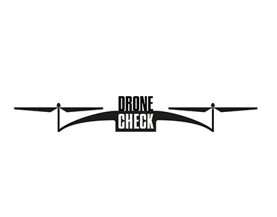 DRONE CHECK: LOGO DESIGN