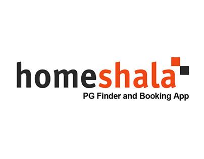 Homeshala - PG Finder and Booking App