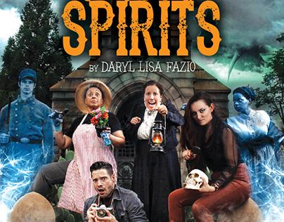 Freed Spirits Postcard