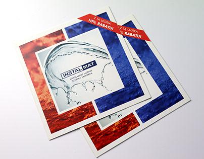 Instal-Mat - brochure design / printing