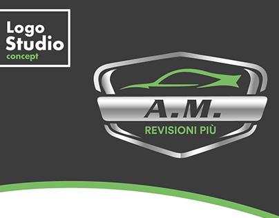 Logo Studio A.M Revisioni Più