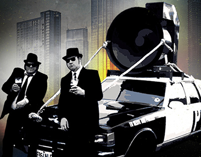 Poster Design For Jake And Elwood