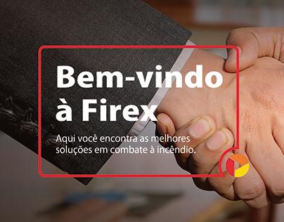 Banner para site/social mídia - Firex