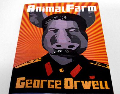 Animal Farm Book Design