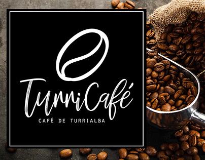 Diseño de Logo y Etiqueta para TurriCafé