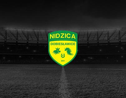 Redesign logo Soccer Club