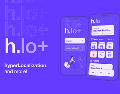 Hlo+   UI/UX