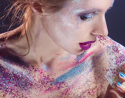 Glitter Beauty