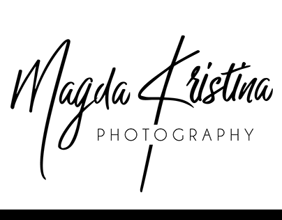 Magda Kristina Photography | Logo Design