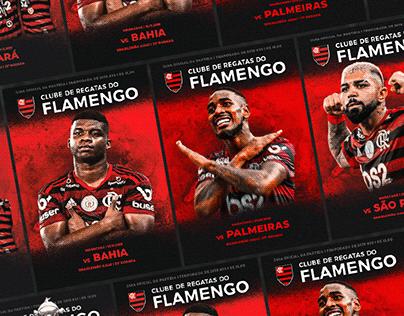 Guia da Partida Flamengo - Matchday Programme | 2019