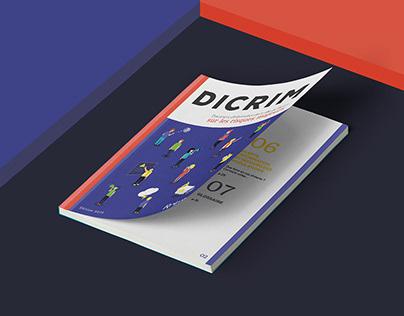 Livret DICRIM - Risques majeurs édition
