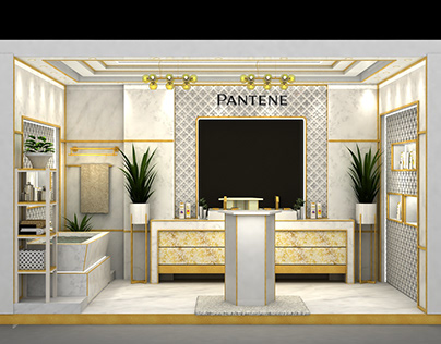 Pantene Demo Zone