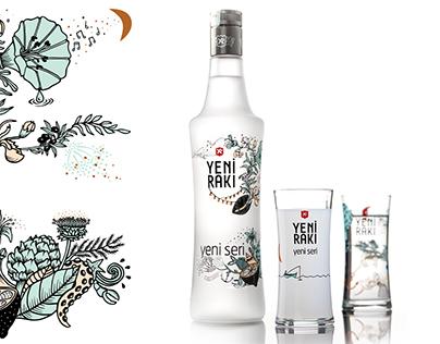 YENİ RAKI - Yeni Seri Limited Edition Collection 2017