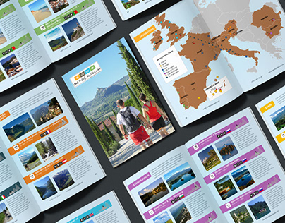 Travel Brochure | Camino