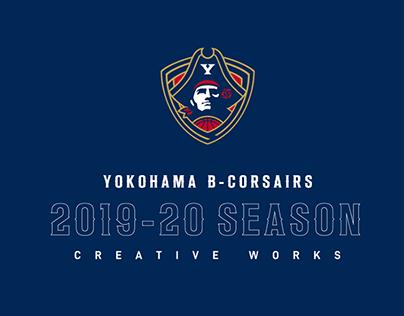 Yokohama B-Corsairs 2019-20 Creative Works