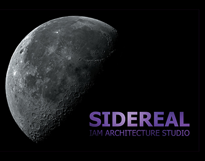 Sidereal catalog by IAM Architecture Studio