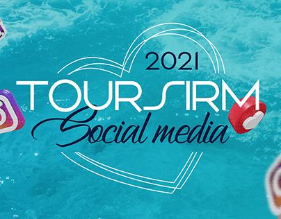 Tourism 2021 - Social media